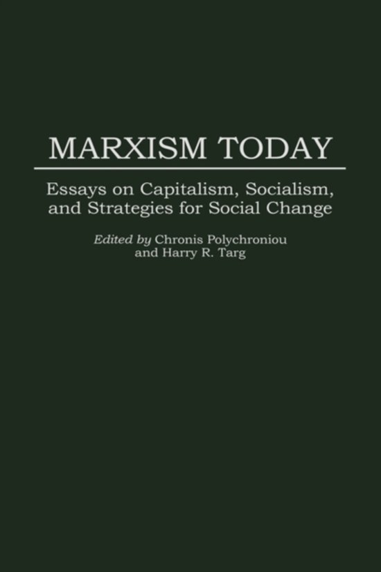 marxist critique of capitalism essay