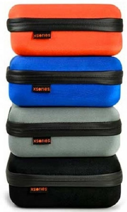 XSories Capxule Large Soft Case - Blauw