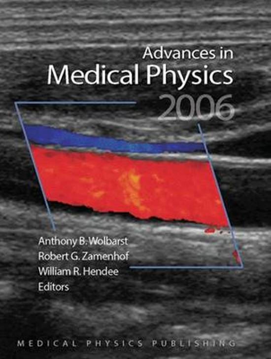 Advances in Medical Physics 2006