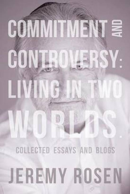 Commitment and Controversy