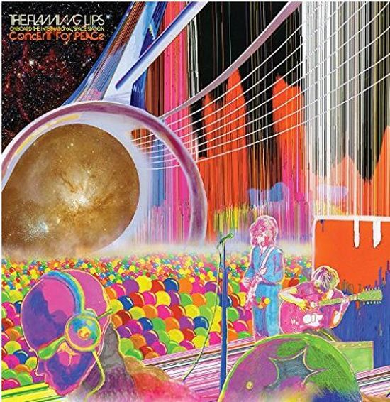 The Flaming Lips - Onboard The International Space Station (LP)