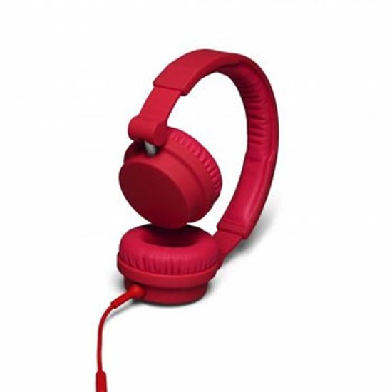 Urbanears Zinken - On-ear koptelefoon - Rood