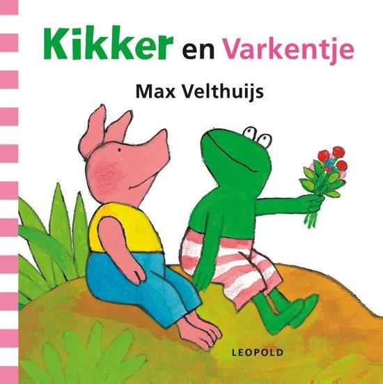 Boek cover Kikker - Kikker en Varkentje van Max Velthuijs (Onbekend)