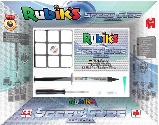 Thumbnail van een extra afbeelding van het spel Rubik's Speed Cube pro set - Denkspel