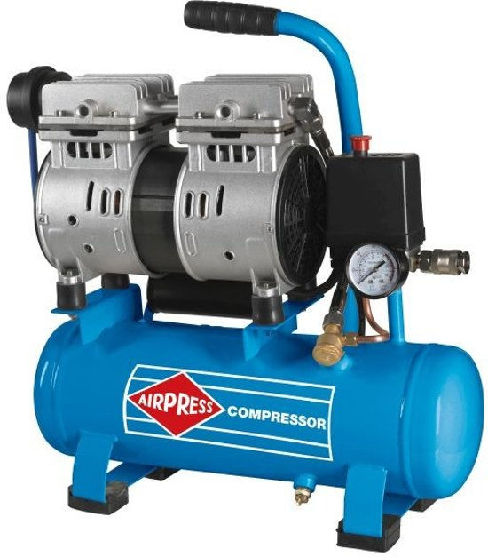 Airpress compressor L 6-105 silent