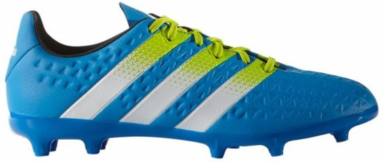 c81a2ed35 Adidas Ace 16.3 FG AG J blauw voetbalschoenen kids