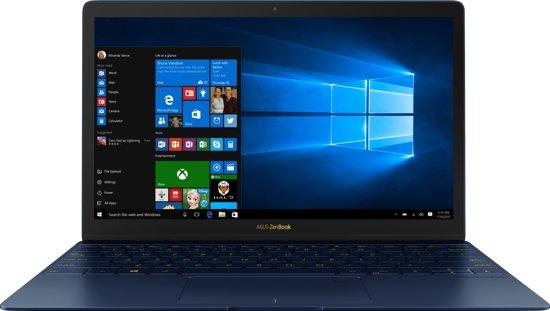 Asus ZenBook 3 UX390UA-GS042T - Laptop - 12.5 Inch