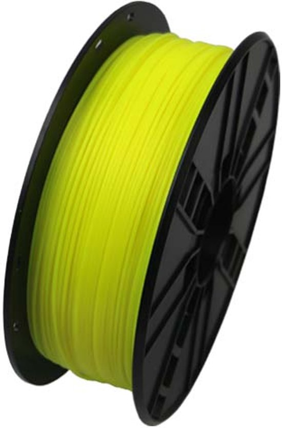 Gembird3 3DP-ABS1.75-02-Y - Filament (600 g) ABS, 1.75 mm, geel