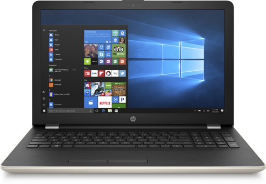HP 15-bs032nd - Laptop - 15.6 Inch