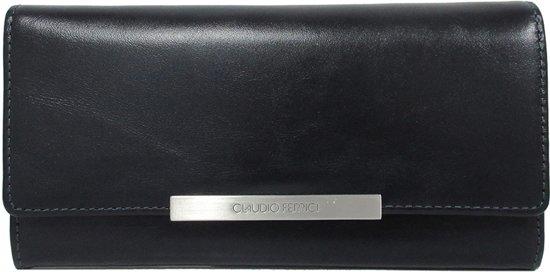 Claudio Ferrici Classico Marine Porte-monnaie oH8x3UKr1