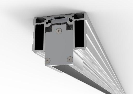 Argenta Proslide onzichtbaar inbouwprofiel 3 meter inclusief 2x essi-module