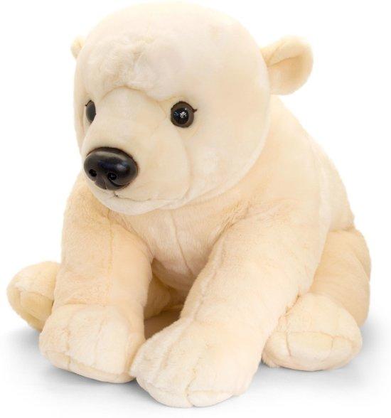Grote ijsbeer knuffel 110 cm