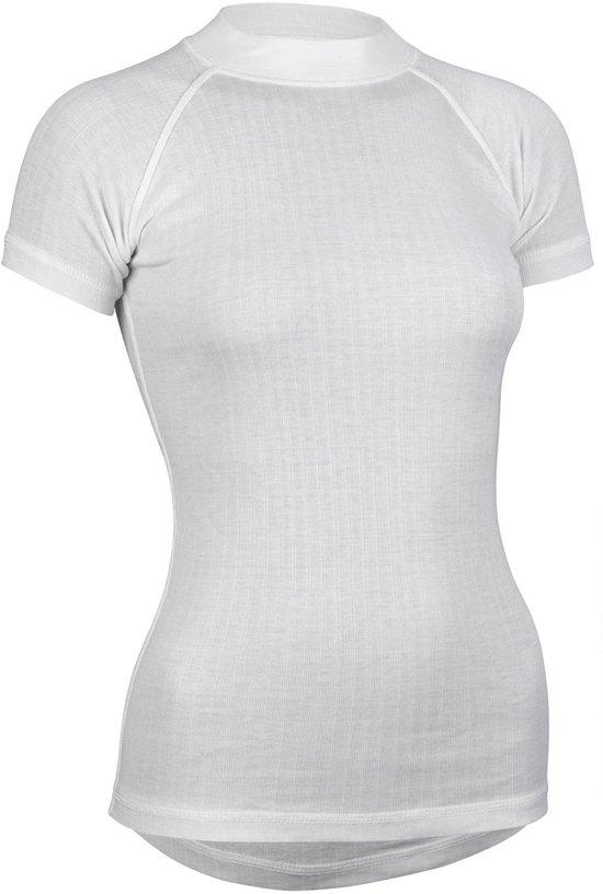Avento Basic Thermoshirt - Sportshirt - Dames - L - Wit