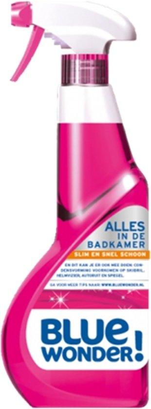 bol.com | Blue Wonder Badkamer Spuit Flacon