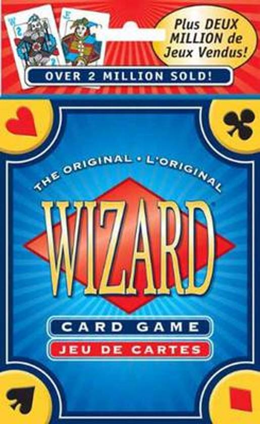 Afbeelding van het spel Original Wizard Card Game