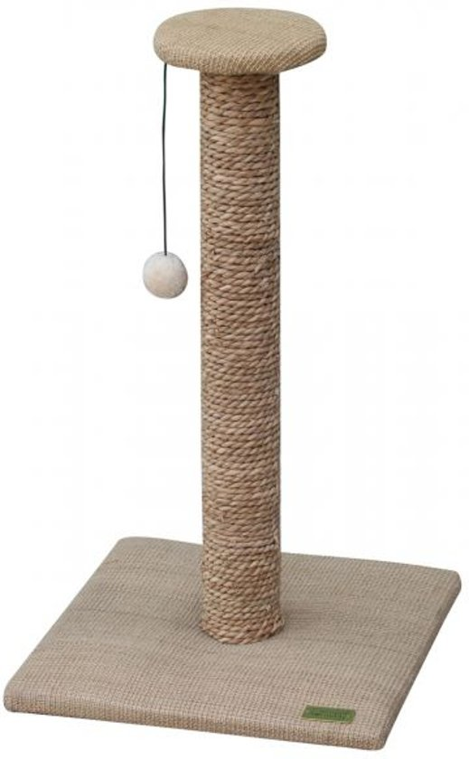 Ebi Natural Harmony Krabpaal - Beige - 38 x 38 x 64 cm