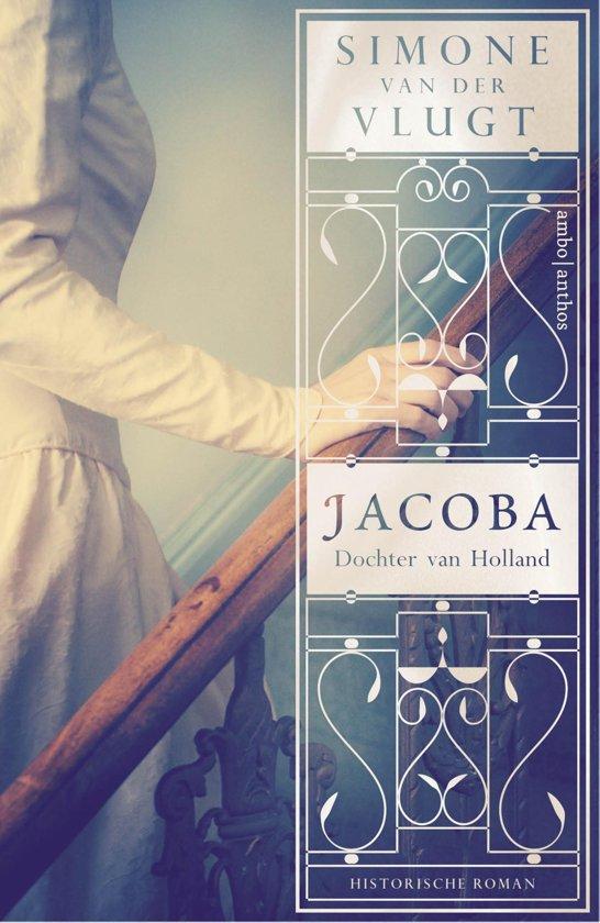 Boek cover Jacoba, dochter van Holland van Simone van der Vlugt (Paperback)
