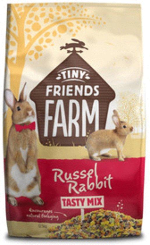 Supreme Russel Rabbit Original - Konijnenvoer - 12.5 Kg