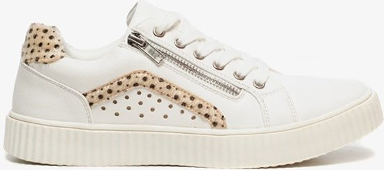 Blue Box Dames Sneakers - Wit