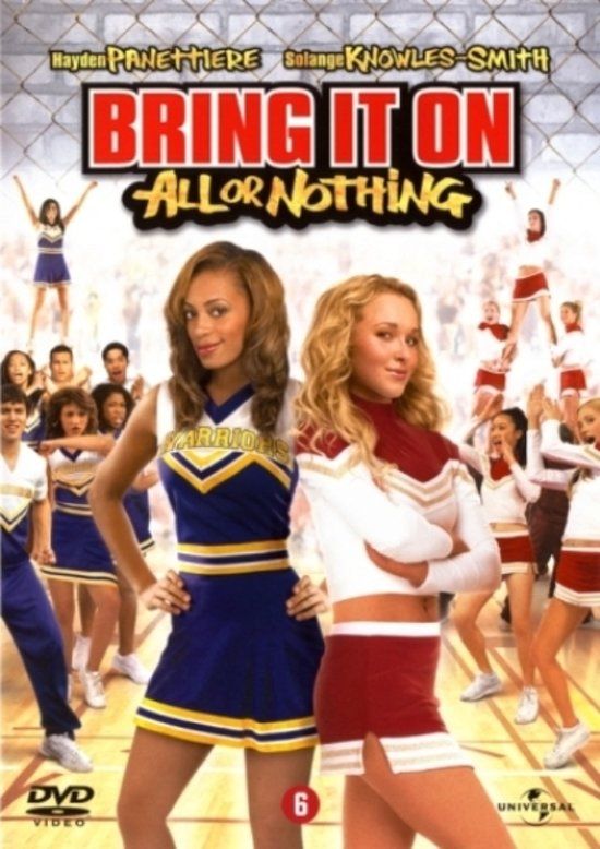 Cover van de film 'Bring It On - All Or Nothing'