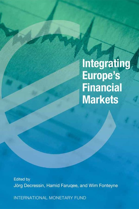 Integrating Europe's Financial Markets