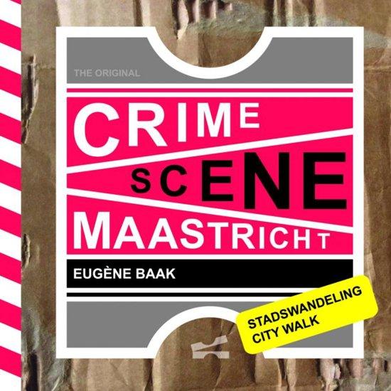 Crime scene Maastricht
