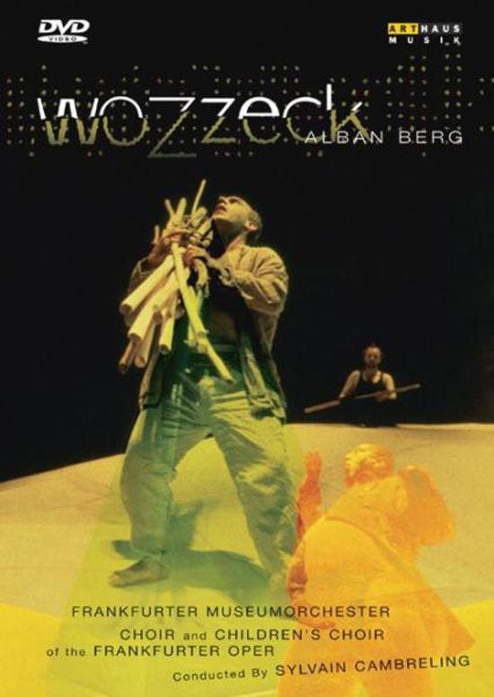 Cover van de film 'Wozzeck'