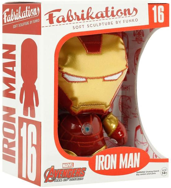 Funko Pop! Fabrikations Avengers Age Of Ultron Iron Man - Verzamelfiguur