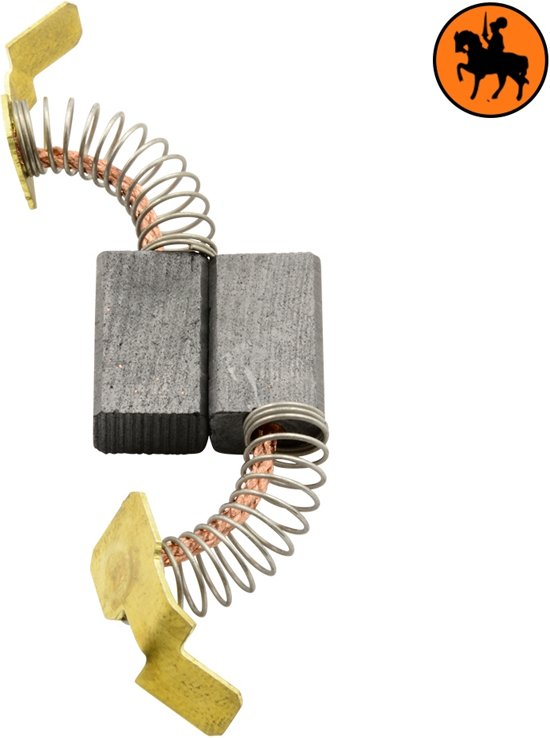Koolborstelset voor Ryobi zaag HC360 - 6x9x15mm