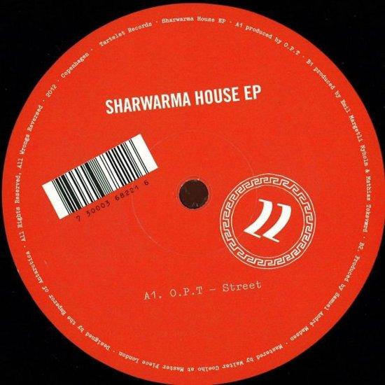 Shawarma House -Ep-