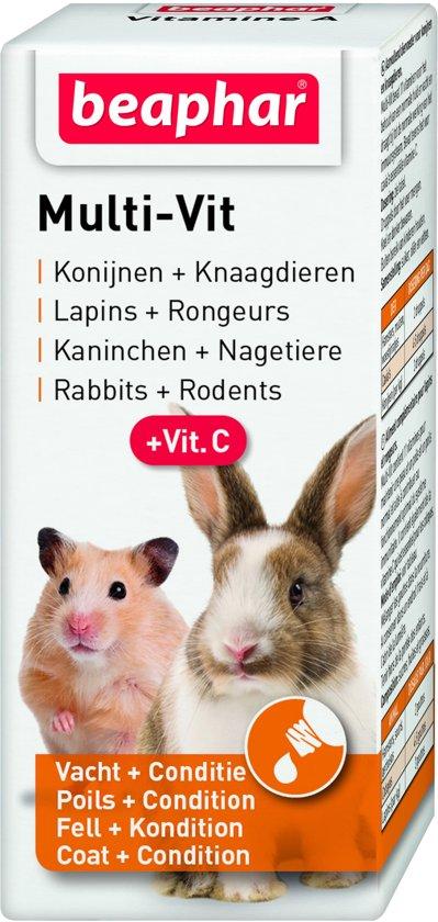 Bogena Multi-Vitamine Knaagdier - 20 ml