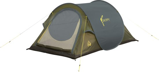 Best Camp Skippy Pop-up tent - 2-persoons - Groen