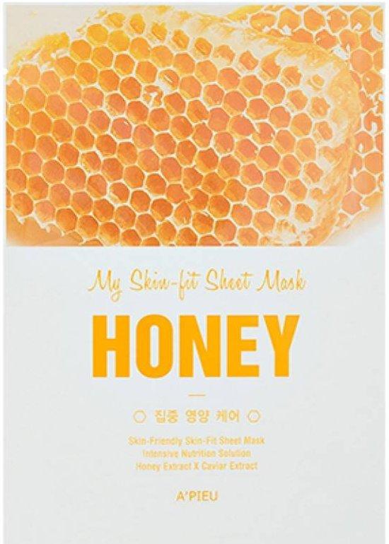 A'pieu - My Skin Honey Fit Sheet Mask