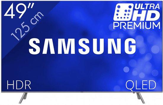 Samsung QE49Q6FN - QLED 4K tv (2018)