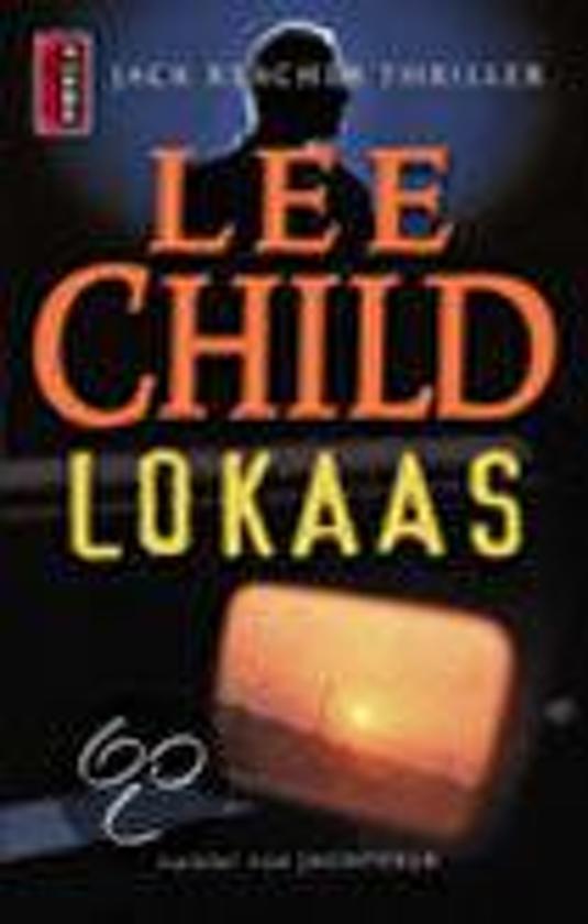 Boekomslag voor Jack Reacher 2 - Lokaas