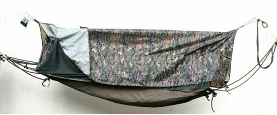 Fosco jungle hangmat digital WDL camo