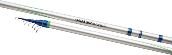 Shimano Alivio CX TeleGT 5-500 - Telescoophengel - 490 cm - 4-20 g