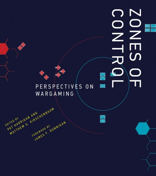 Boek cover Zones of Control van Jon Peterson (Hardcover)