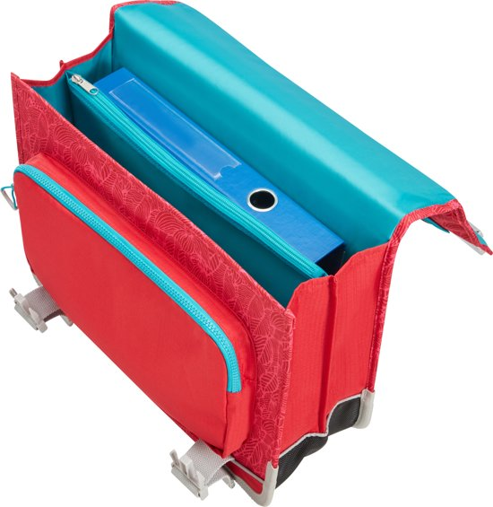 Ergofit Jungle Ergonomic Samsonite L BoekentasSam Schoolbag Red 0knNO8wPX