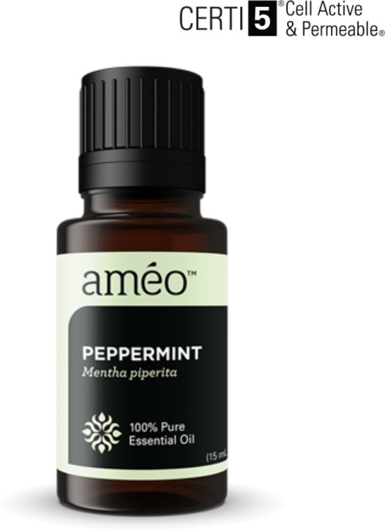 Améo Mentha piperita | 15ml | Etherische olie