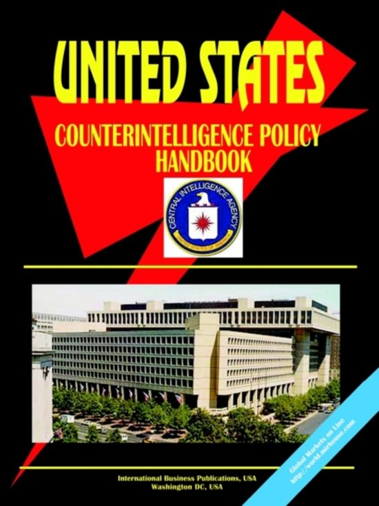 Us Counterintelligence Policy Handbook