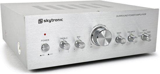 Stereo versterker 400W