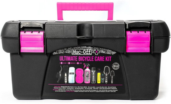 Muc-Off Ultimate Bicycle Kit - Onderhoudsset - 11 delig