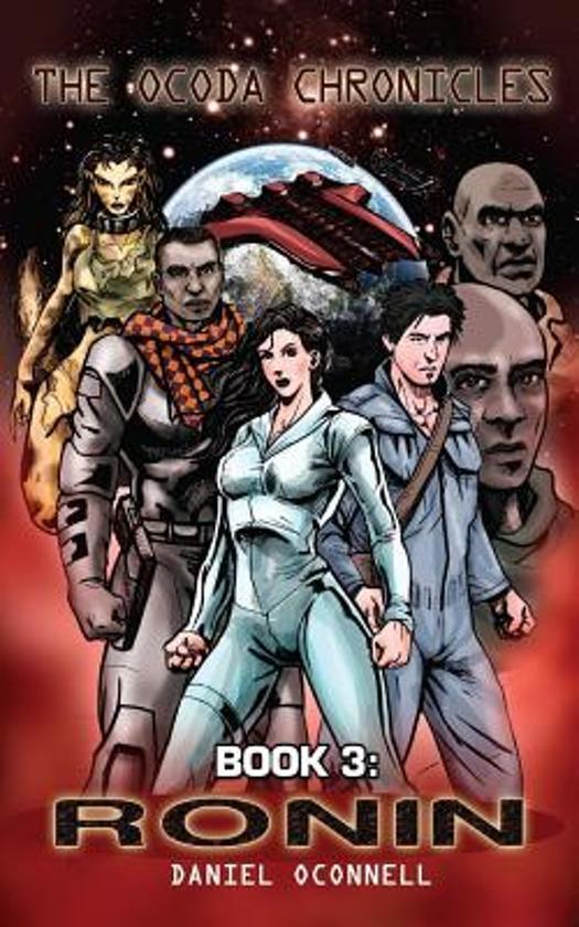 The Ocoda Chronicles Book 3 Ronin