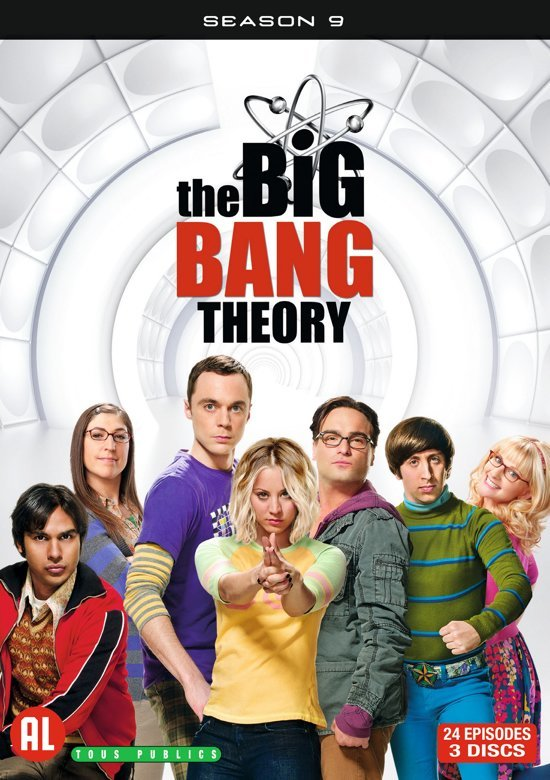 Bolcom The Big Bang Theory Seizoen 9 Dvd Kaley Cuoco Dvds