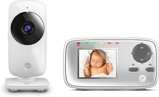 Bolcom Motorola Mbp 482 Babyfoon Met Camera 24
