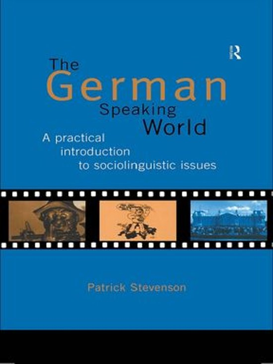 The German-Speaking World