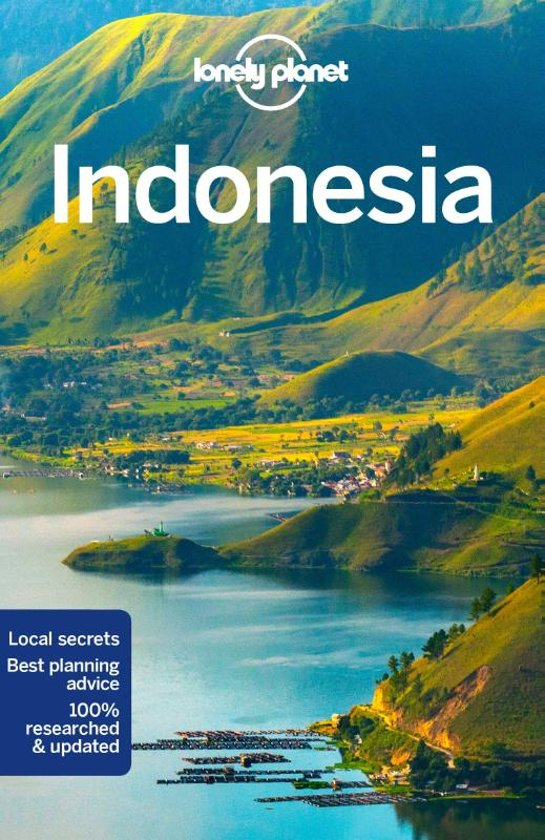 Boek cover Lonely Planet Indonesia van Lonely Planet (Paperback)