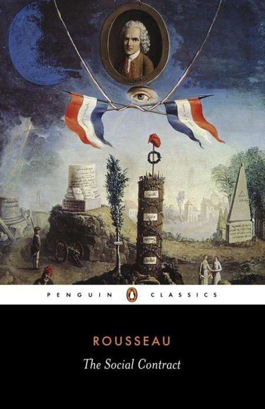 Boek cover The Social Contract van J. Locke (Paperback)