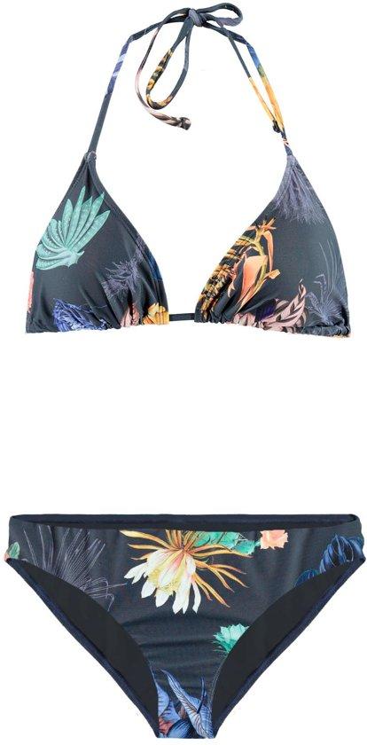 9666ecd6308599 Brunotti Milou Dames Bikini - Shadow - Maat 42